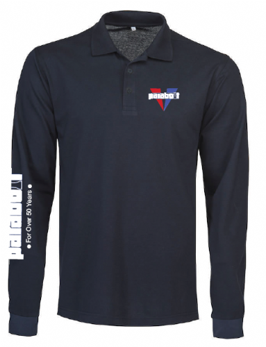Parabolt® Long Sleeve Polo Shirt